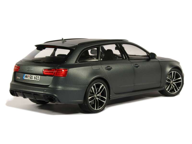 audi rs6 avant 2013 minichamps 1 18 autos. Black Bedroom Furniture Sets. Home Design Ideas