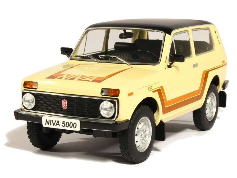 lada niva 5000 1981 modelcar 1 18 autos miniatures tacot. Black Bedroom Furniture Sets. Home Design Ideas