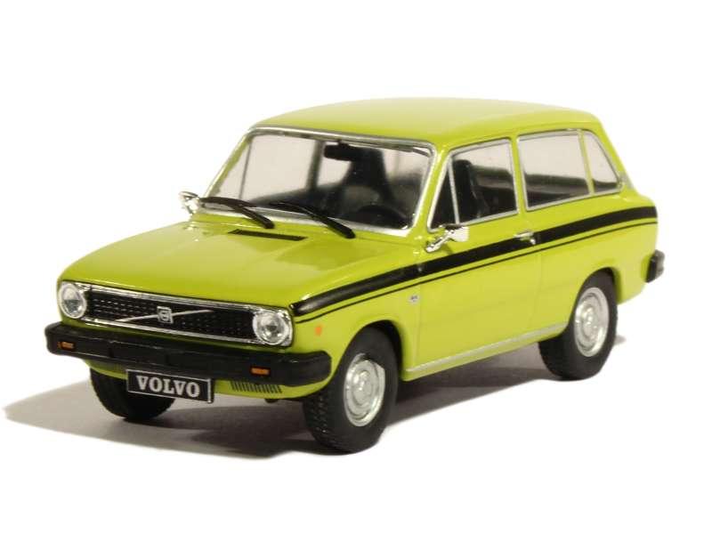 Volvo - 66 Break 1975 - Whitebox - 1/43 - Autos Miniatures Tacot