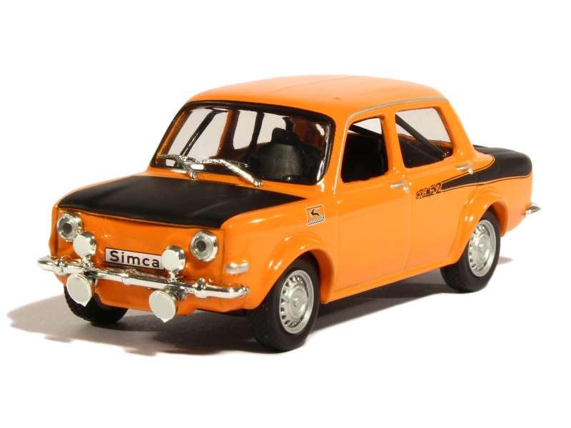 simca 1000 rallye 2 1976 whitebox 1 43 autos miniatures tacot. Black Bedroom Furniture Sets. Home Design Ideas
