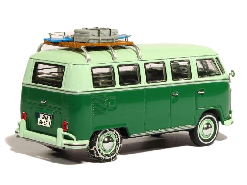 volkswagen combi t1 samba bus 1959 premium classixxs 1 43 autos miniatures tacot. Black Bedroom Furniture Sets. Home Design Ideas