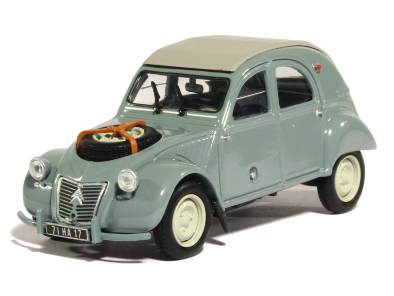 citroen 2cv miniature 1  43