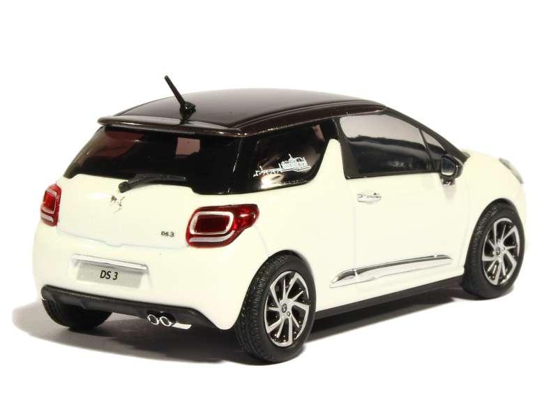 citro n new ds3 2016 norev 1 43 autos miniatures tacot. Black Bedroom Furniture Sets. Home Design Ideas