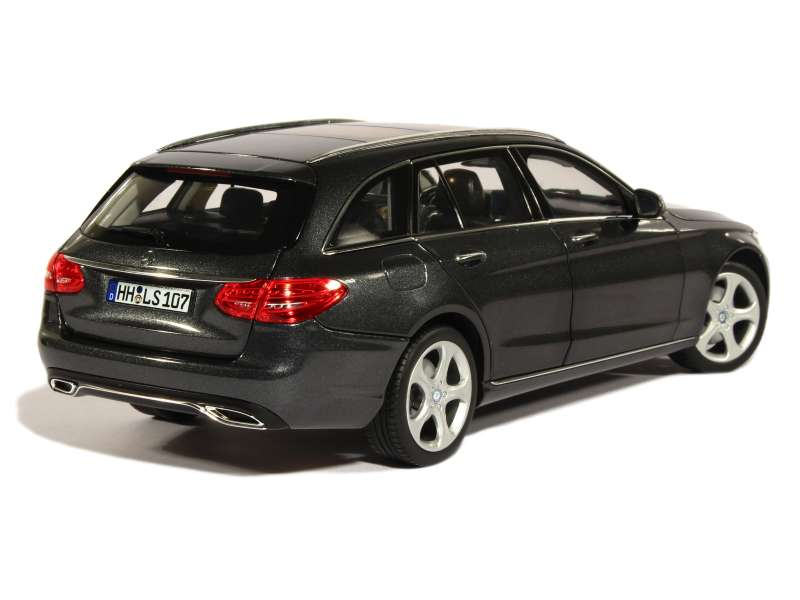 mercedes c class break s205 2014 norev 1 18 autos miniatures tacot. Black Bedroom Furniture Sets. Home Design Ideas