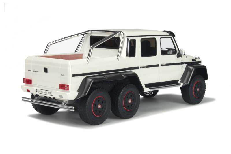 mercedes g63 amg 6x6 w463 2013 gt spirit 1 18 autos miniatures tacot. Black Bedroom Furniture Sets. Home Design Ideas