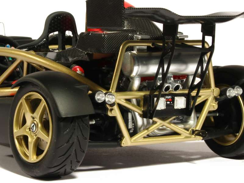 ariel atom v8 2010 soul models 1 18 autos miniatures tacot. Black Bedroom Furniture Sets. Home Design Ideas