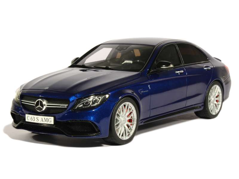 mercedes c63 s amg edition one w205 2015 gt spirit 1 18 autos miniatures tacot. Black Bedroom Furniture Sets. Home Design Ideas