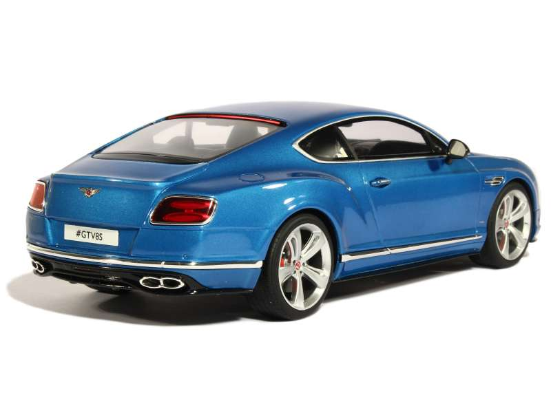 bentley continental gt v8 s 2015 gt spirit 1 18. Black Bedroom Furniture Sets. Home Design Ideas