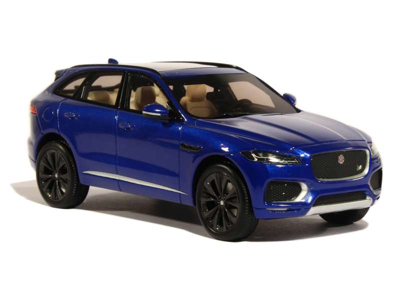 jaguar f pace 2016 truescale 1 43 autos miniatures tacot. Black Bedroom Furniture Sets. Home Design Ideas