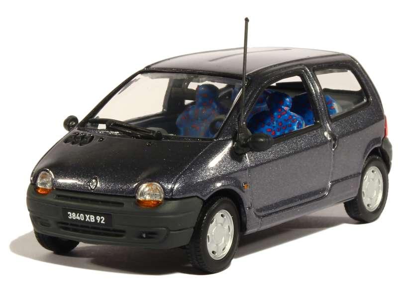 renault twingo 1993 norev 1 43 autos miniatures tacot. Black Bedroom Furniture Sets. Home Design Ideas