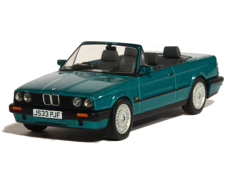 bmw 318i cabriolet e30 1989 vanguards 1 43 autos. Black Bedroom Furniture Sets. Home Design Ideas