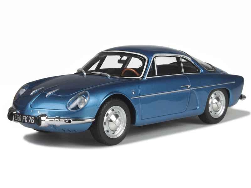 alpine a110 berlinette 1963 ottomobile 1 18 autos. Black Bedroom Furniture Sets. Home Design Ideas