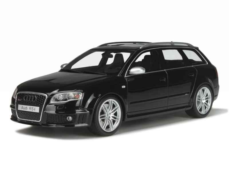 audi rs4 avant 2006 ottomobile 1 18 autos miniatures tacot. Black Bedroom Furniture Sets. Home Design Ideas