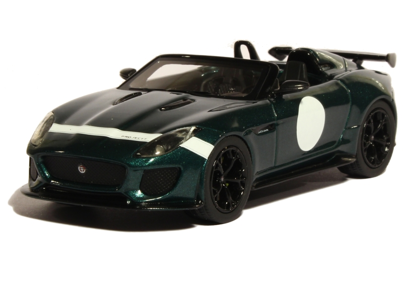 83103 Jaguar Type F Project 7 2014