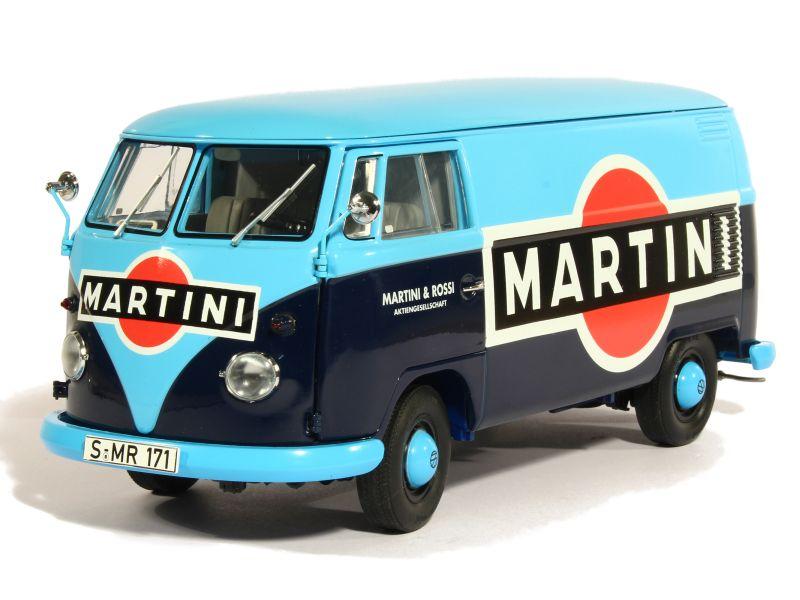 volkswagen combi t1b van 1959 schuco 1 18 autos miniatures tacot. Black Bedroom Furniture Sets. Home Design Ideas