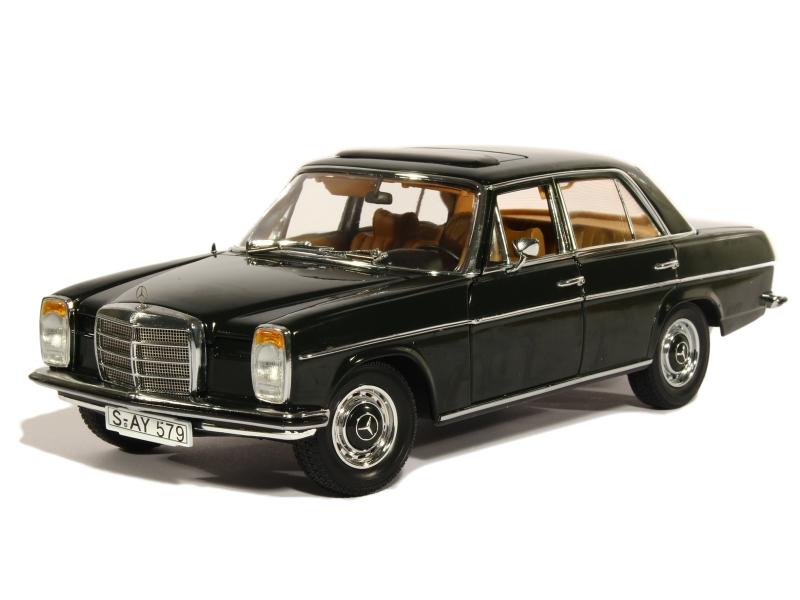 Mercedes - 220/ W115 1968 - Sun Star - 1/18 - Autos Miniatures Tacot Mercedes Occasions