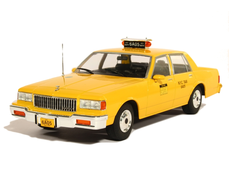 83199 Chevrolet Caprice Classic Taxi 1985