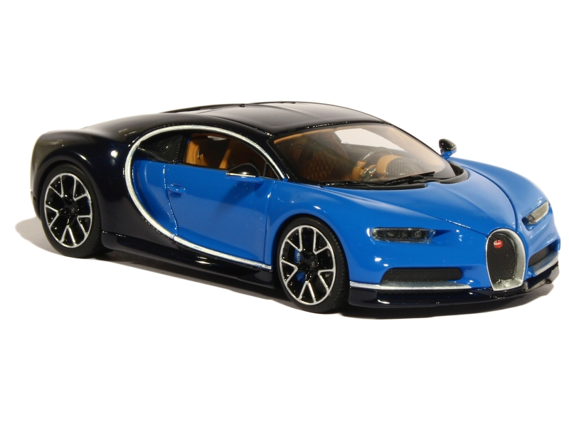 bugatti - chiron le patron 2016 - looksmart - 1/43 - autos