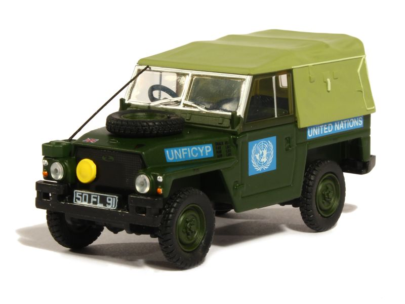 83218 Land Rover 1/2 Ton Lightweight United Nations