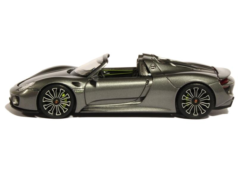 porsche 918 spyder 2013 minichamps 1 43 autos. Black Bedroom Furniture Sets. Home Design Ideas