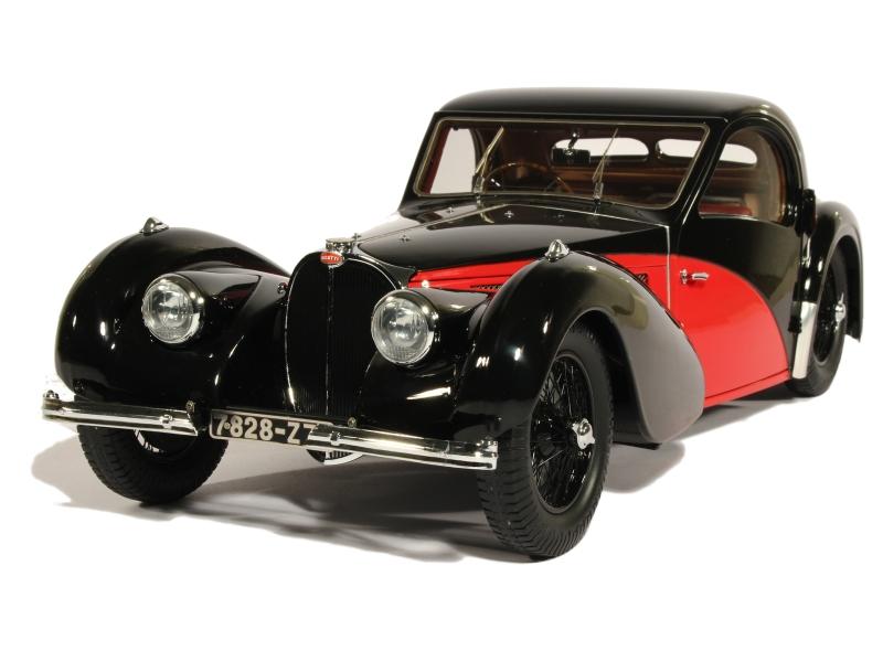 Bauer - Bugatti Type 57SC Atalante 1939 - 1 12