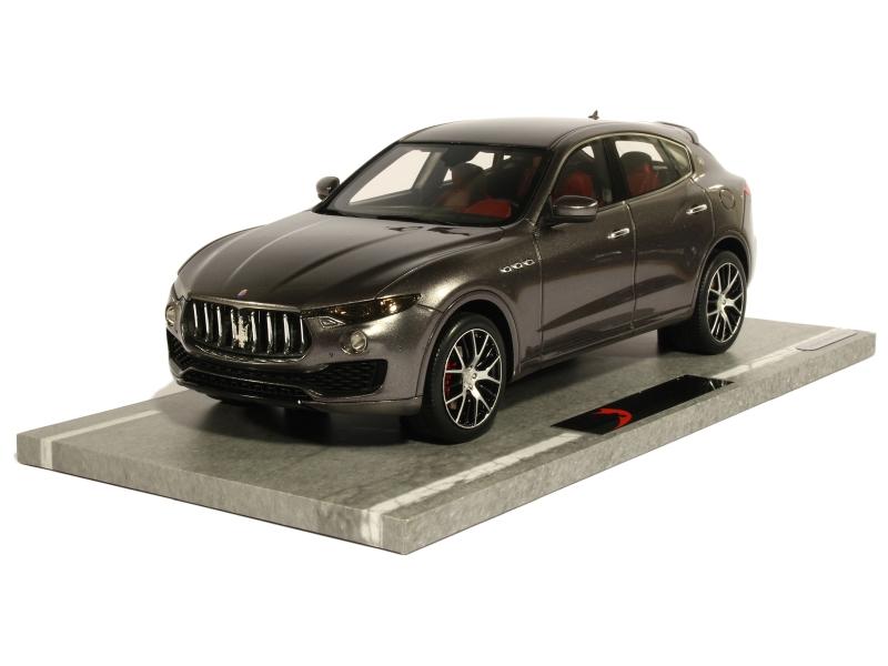 maserati levante 2016 bbr 1 18 autos miniatures tacot. Black Bedroom Furniture Sets. Home Design Ideas
