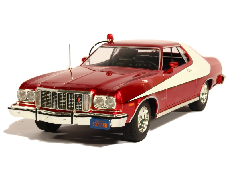 Ford Gran Torino Starsky Amp Hutch 1976 Greenlight 1