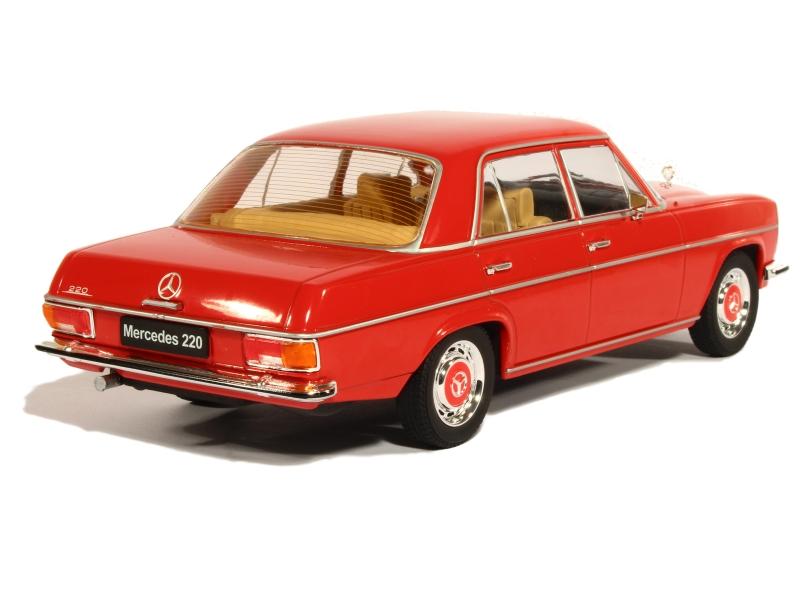 mercedes 220 w115 1968 modelcar 1 18 autos miniatures tacot. Black Bedroom Furniture Sets. Home Design Ideas
