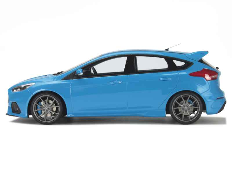 2016 Focus Rs >> Ford - Focus RS 2016 - Ottomobile - 1/18 - Autos Miniatures Tacot