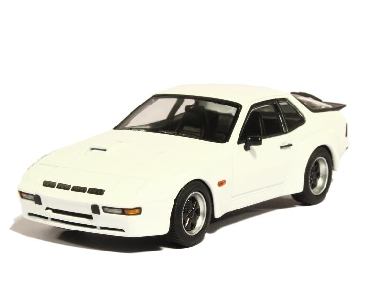 Maxichamps - Porsche 924 GT 1981 - 1 43