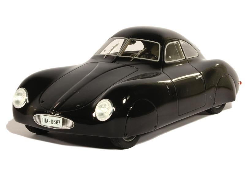 Porsche Type 64 Berlin Rome 1939 Bos 1 18 Autos