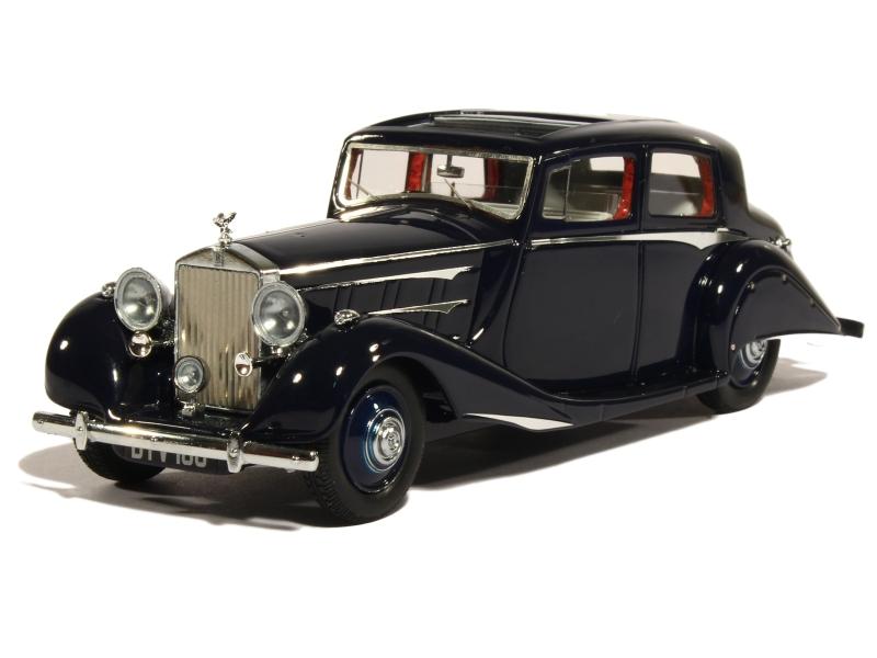 rolls royce phantom iii hooper sports 1937 glm 1 43. Black Bedroom Furniture Sets. Home Design Ideas