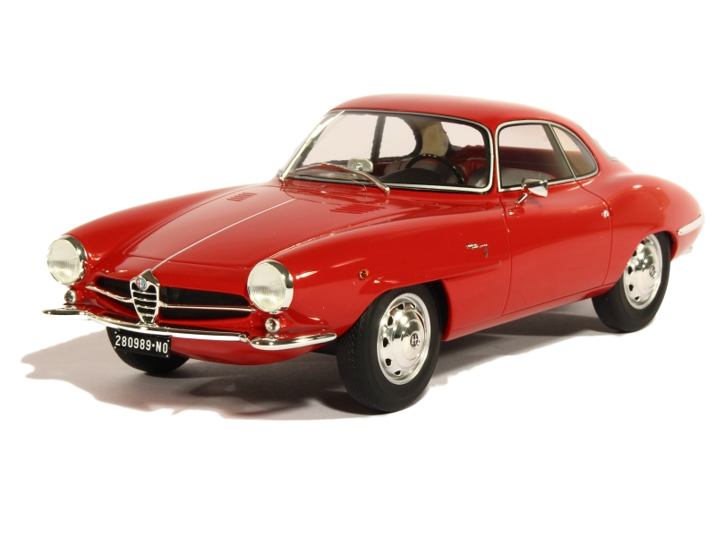 alfa romeo giulietta ss 1961 bos 1 18 autos. Black Bedroom Furniture Sets. Home Design Ideas