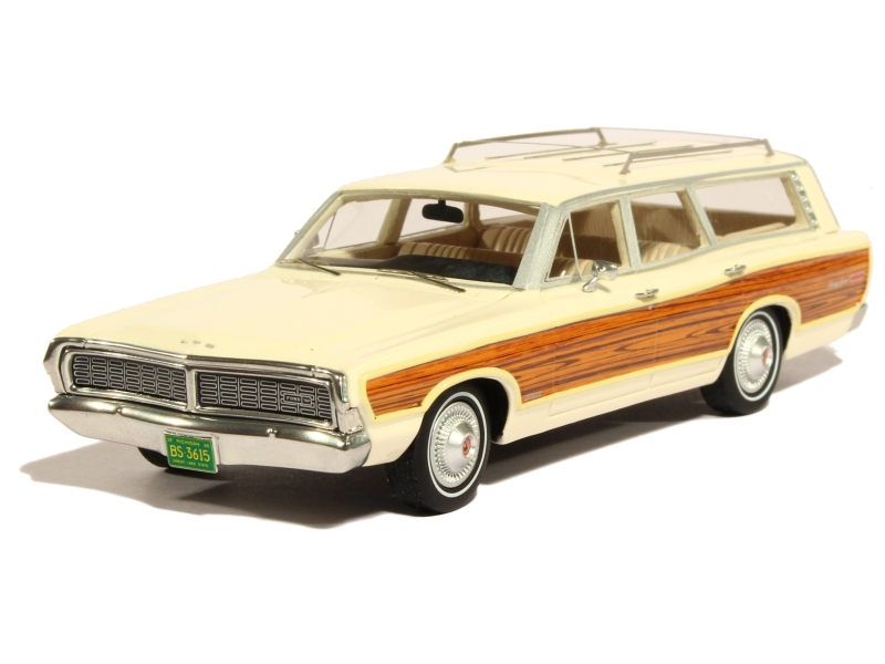 83803 Ford LTD Country Squire 1968