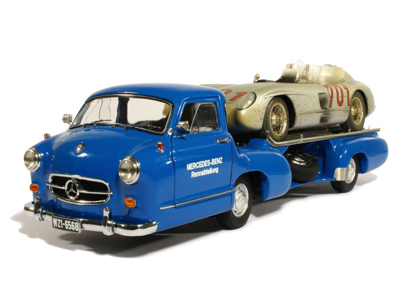 83814 Mercedes Renntransporter 1954