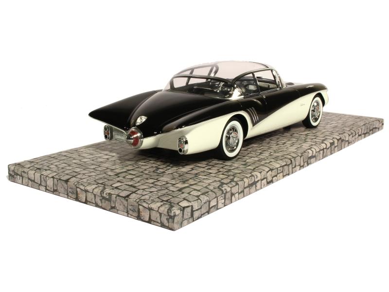 Buick Centurion Xp 301 Concept 1956 Minichamps 1 18