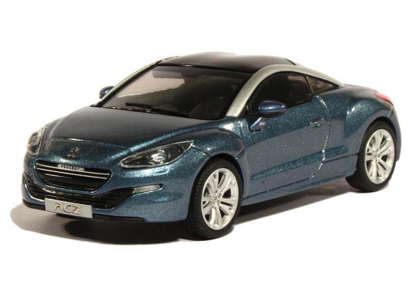 peugeot rcz 2013 norev 1 43 autos miniatures tacot. Black Bedroom Furniture Sets. Home Design Ideas