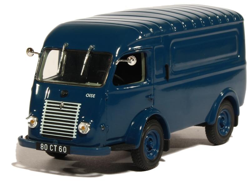 renault 1000 kg fourgon 1955 norev 1 43 autos miniatures tacot. Black Bedroom Furniture Sets. Home Design Ideas