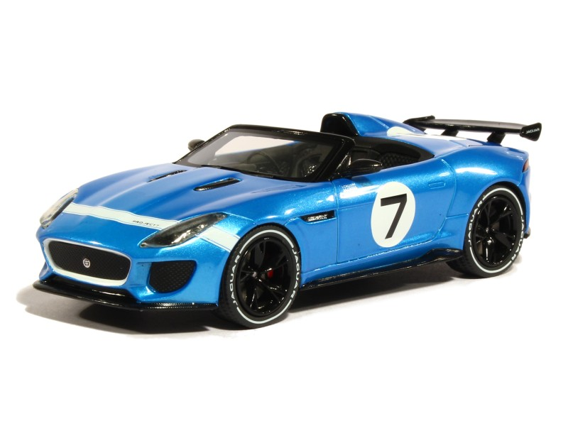 83965 Jaguar Type F Project 7 2013