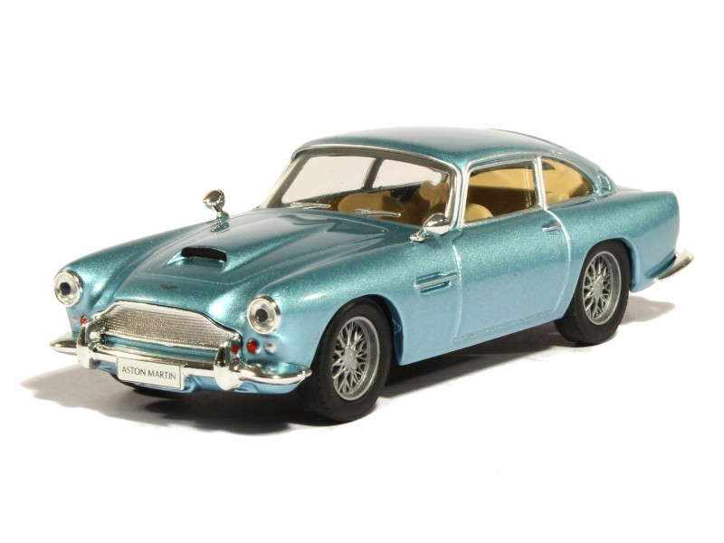 83977 Aston Martin DB4 Coupé 1958