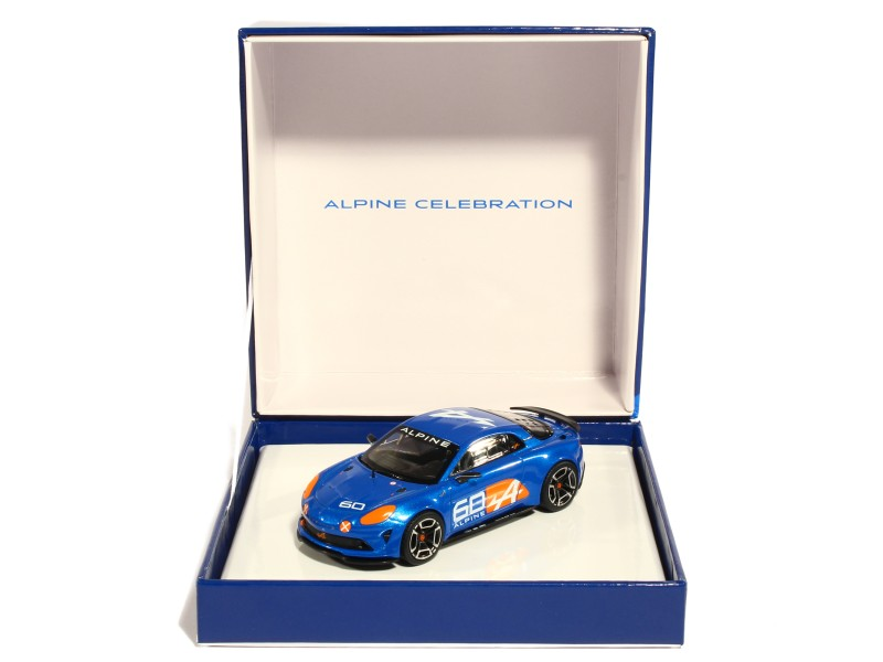 84003 Alpine Celebration Le Mans 2016