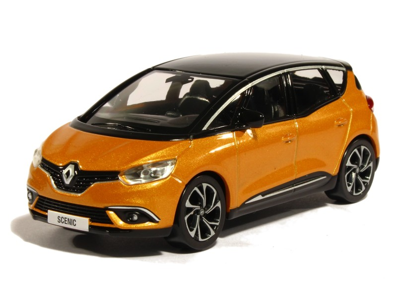 renault new scenic 2016 norev 1 43 autos miniatures tacot. Black Bedroom Furniture Sets. Home Design Ideas