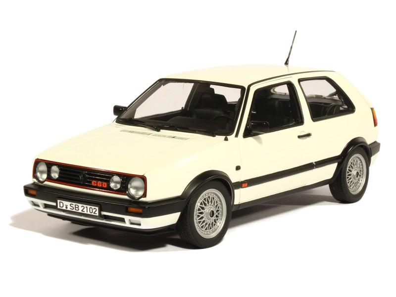 volkswagen golf ii gti g60 1990 norev 1 18 autos miniatures tacot. Black Bedroom Furniture Sets. Home Design Ideas