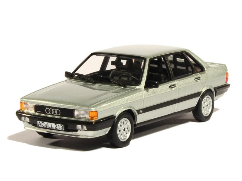 audi 80 quattro 1982 norev 1 43 autos miniatures tacot. Black Bedroom Furniture Sets. Home Design Ideas