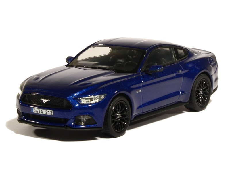 ford mustang fastback 2015 norev 1 43 autos miniatures tacot. Black Bedroom Furniture Sets. Home Design Ideas