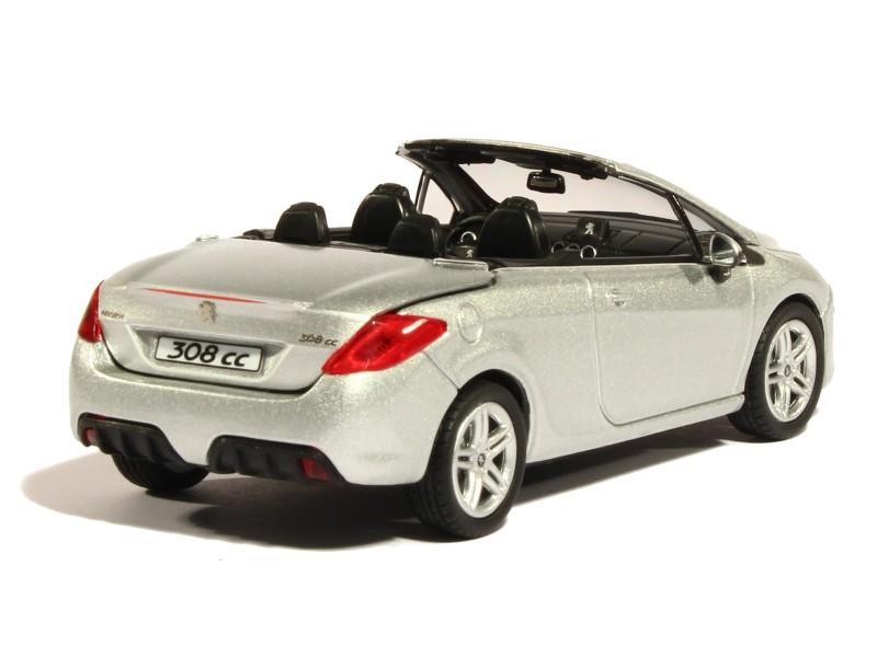 peugeot 308 cc 2011 norev 1 43 autos miniatures tacot. Black Bedroom Furniture Sets. Home Design Ideas