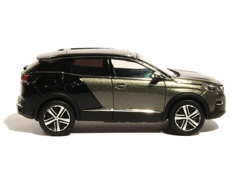 peugeot 3008 gt coupe franche 2016 norev 1 43 autos miniatures tacot. Black Bedroom Furniture Sets. Home Design Ideas