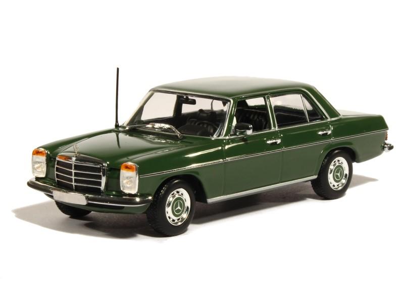 mercedes 200d w115 1973 maxichamps 1 43 autos miniatures tacot. Black Bedroom Furniture Sets. Home Design Ideas