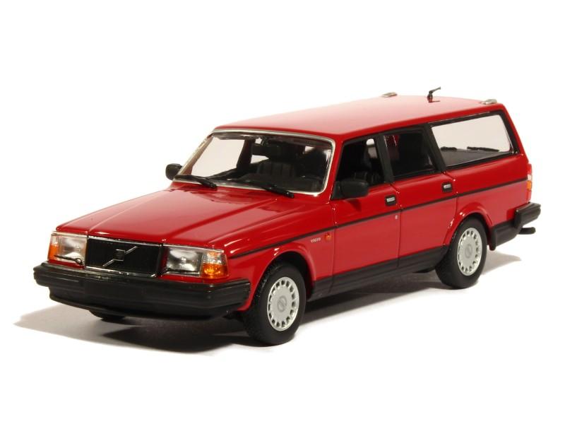 volvo 240 gl break 1986 maxichamps 1 43 autos miniatures tacot. Black Bedroom Furniture Sets. Home Design Ideas