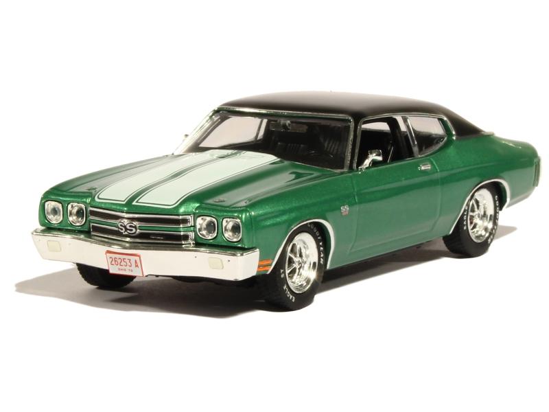Chevrolet - Chevelle SS 1970 - Premium X - 1/43 - Autos ...
